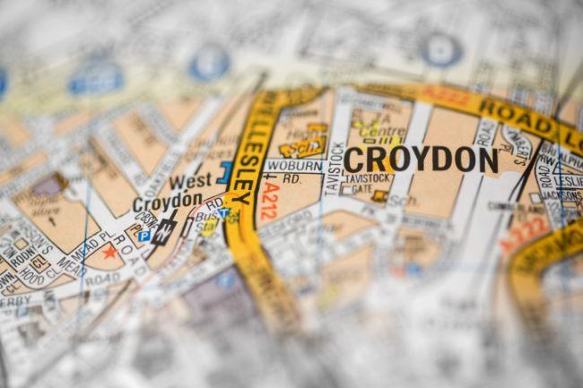 Regular window cleaning Croydon